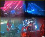 Nightwish Concert Collage