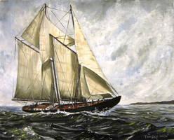 The Helen B. Thomas of Boston by John-Tansey