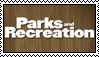 Parks and Recreation Stamp by alex-heberling