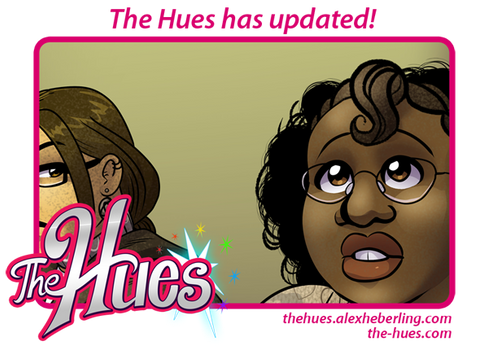 The Hues has updated! :D