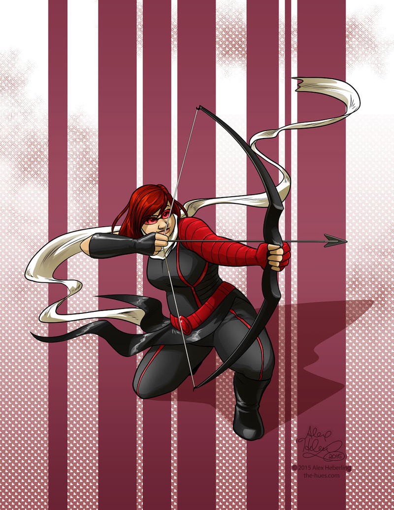 Archer Andy by alex-heberling