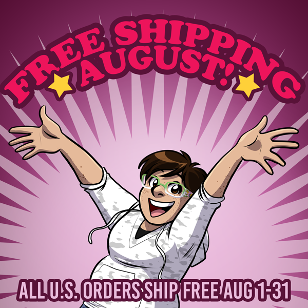 Free Shipping August by alex-heberling