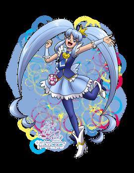 Cure Princess Commission