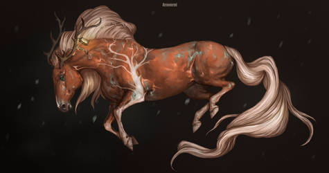 commision Neverrmind - Tilney by Araverni