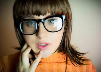 Velma Cosplay by MuffySSwiftpath