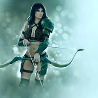 Archer by ChromeGorilla