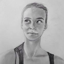 Selfportrait by Nimrail