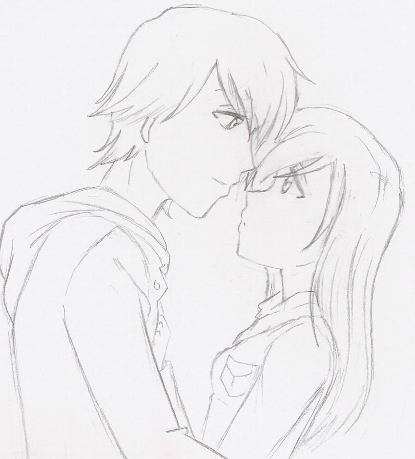 Anime love by ElienxXxKitty on DeviantArt
