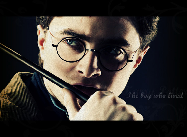 Harry Potter the boy who lived by ElienxXxKitty