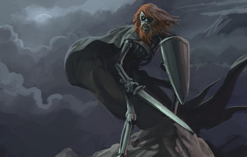 Old Hero by Vihola