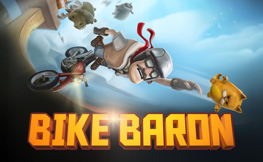 Bike Baron by Vihola