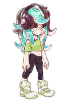 octopus by 95658756