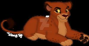 Mufasa II - Rani and Kion daughter