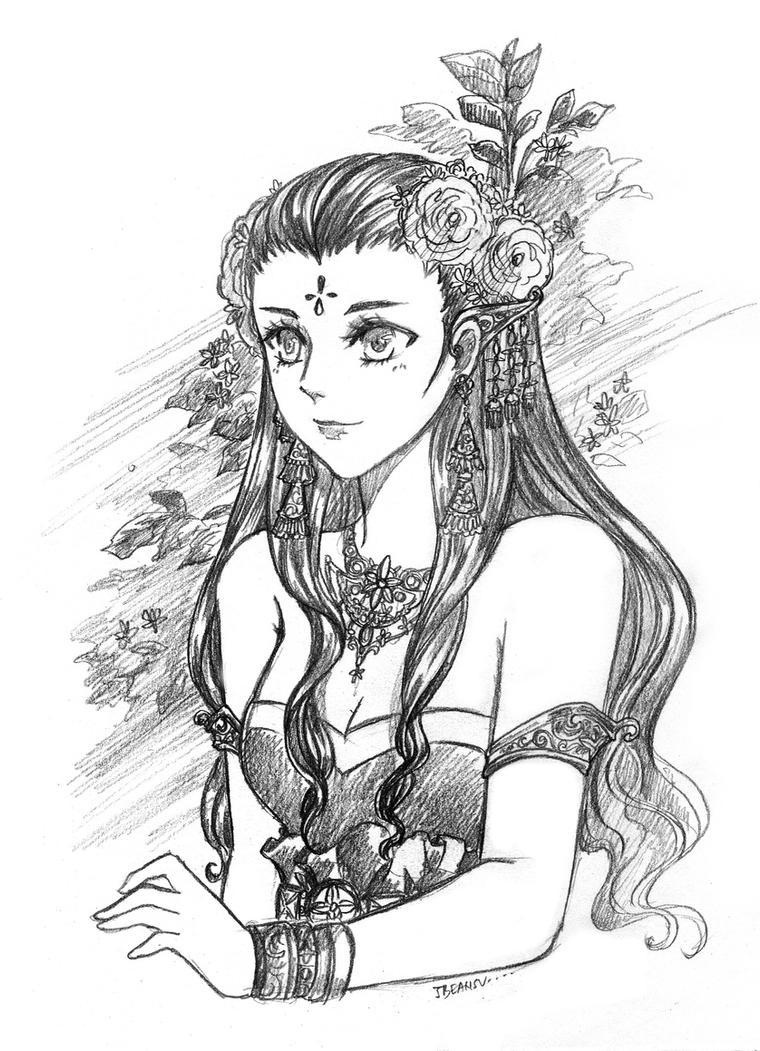 Melati Princess by JBeanSV