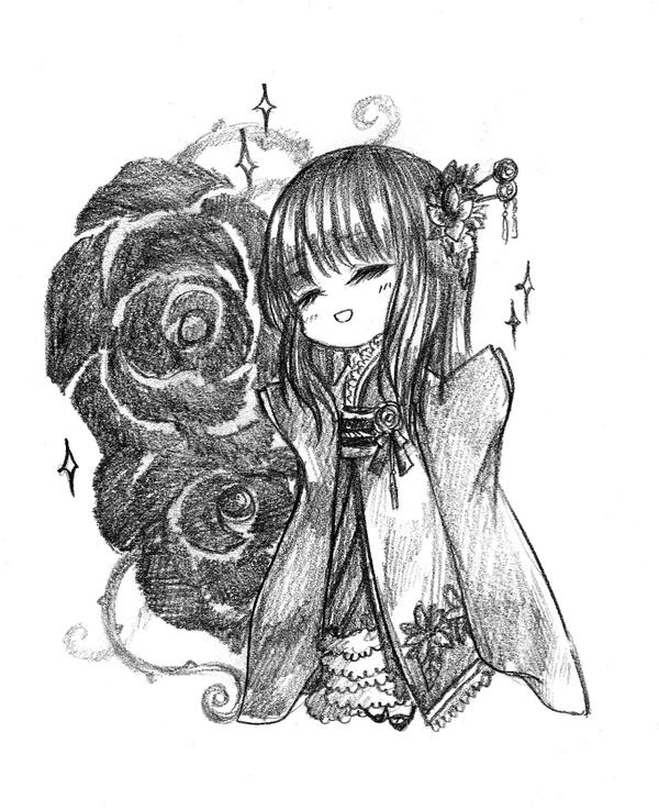 Okumatta : Aoi_Rose by JBeanSV