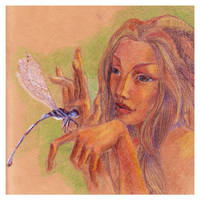 Dragonfly by BolshoYMedved