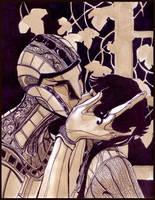 Stolen kiss by BolshoYMedved