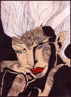 Witch by BolshoYMedved