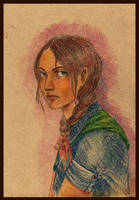 .Girl. by BolshoYMedved