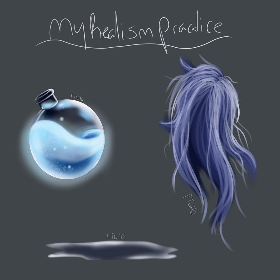 Realism Practice by Rythianfan1120