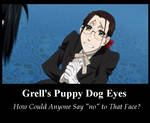 Grell Motivational Poster