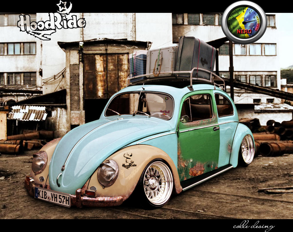 vw bug hoodride