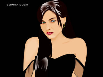 Sophia  Bush by jhoncolle