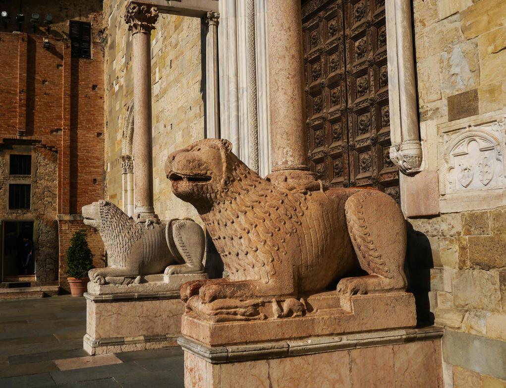 Duomo di parma by Mavricot