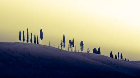 Toscana, dreamy colors
