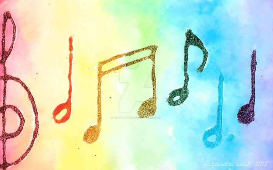 melody by MutePoetess