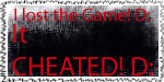 It Cheated DX by Agrotera-Thanatos