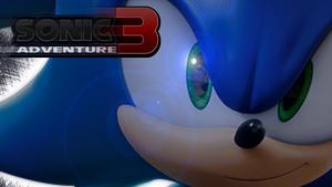 Sonic Adventure 3 fanmade Wallpaper
