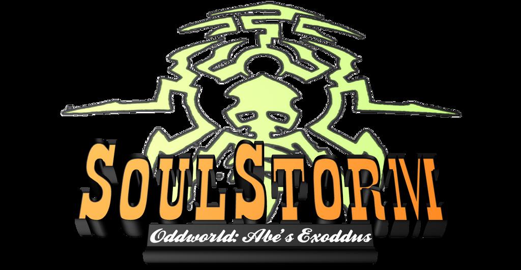 Oddworld: SoulStorm (Abe's Exoddus HD fan logo)