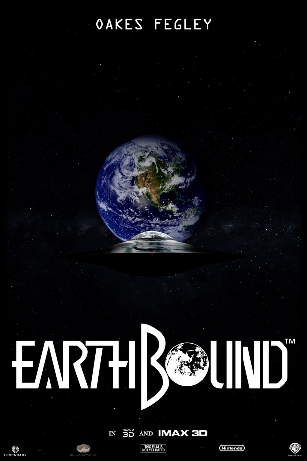 EarthBound movie poster (FAKE) by MechaAshura20