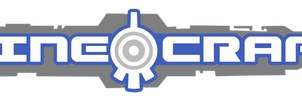 Minecraft logo (Code Lyoko style)