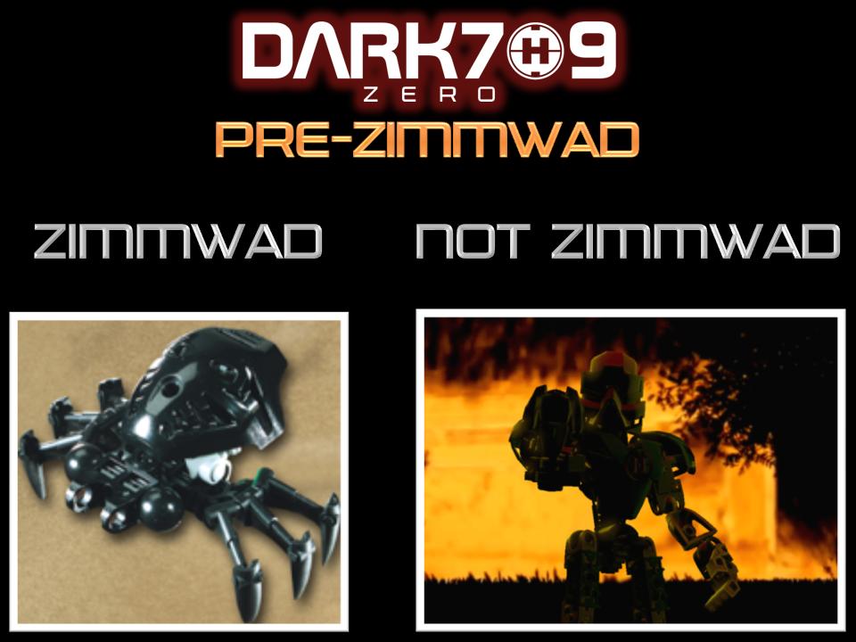 Dark709: ZERO - Pre Zimmwad by MechaAshura20