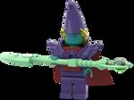 LEGO Yu-Gi-Oh! - Dark Magician