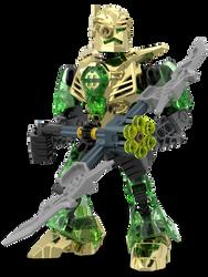 Dark709 ZERO: Bionicle Revolution - Daniel Rocka