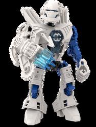 Dark709 ZERO: Bionicle Revolution - Stormer
