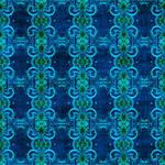 Mermaid Blue Paper