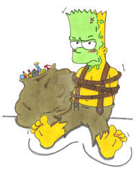 Goblin Bart: Captured