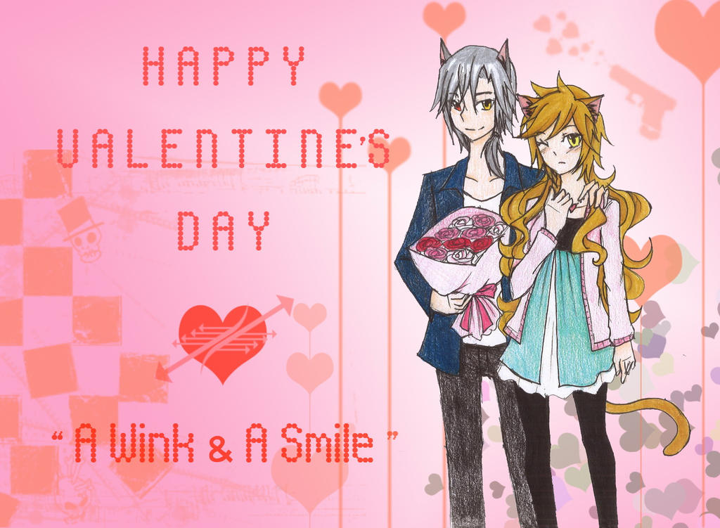 Happy Valentine's Day 2013 by pimlak1234