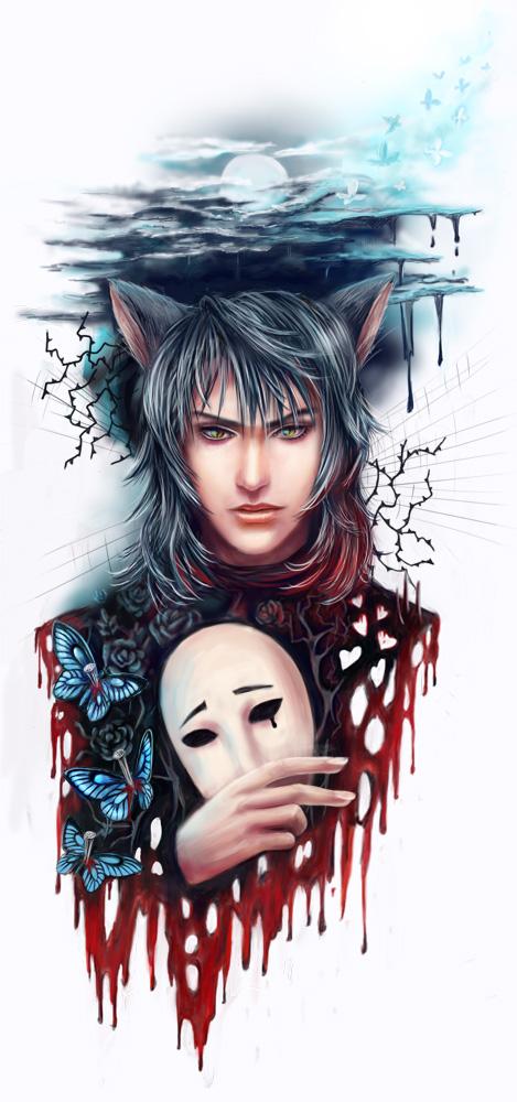 Loveless, Seimei Aoyagi by AksaArt