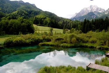 Zelenci, Slovenia