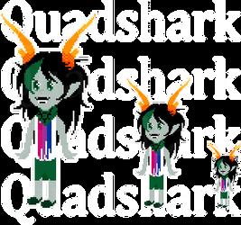 [YCH]-: StampyLAVA by QuadShark