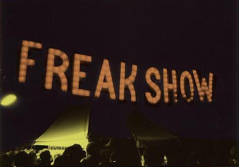 Freakshow by aum