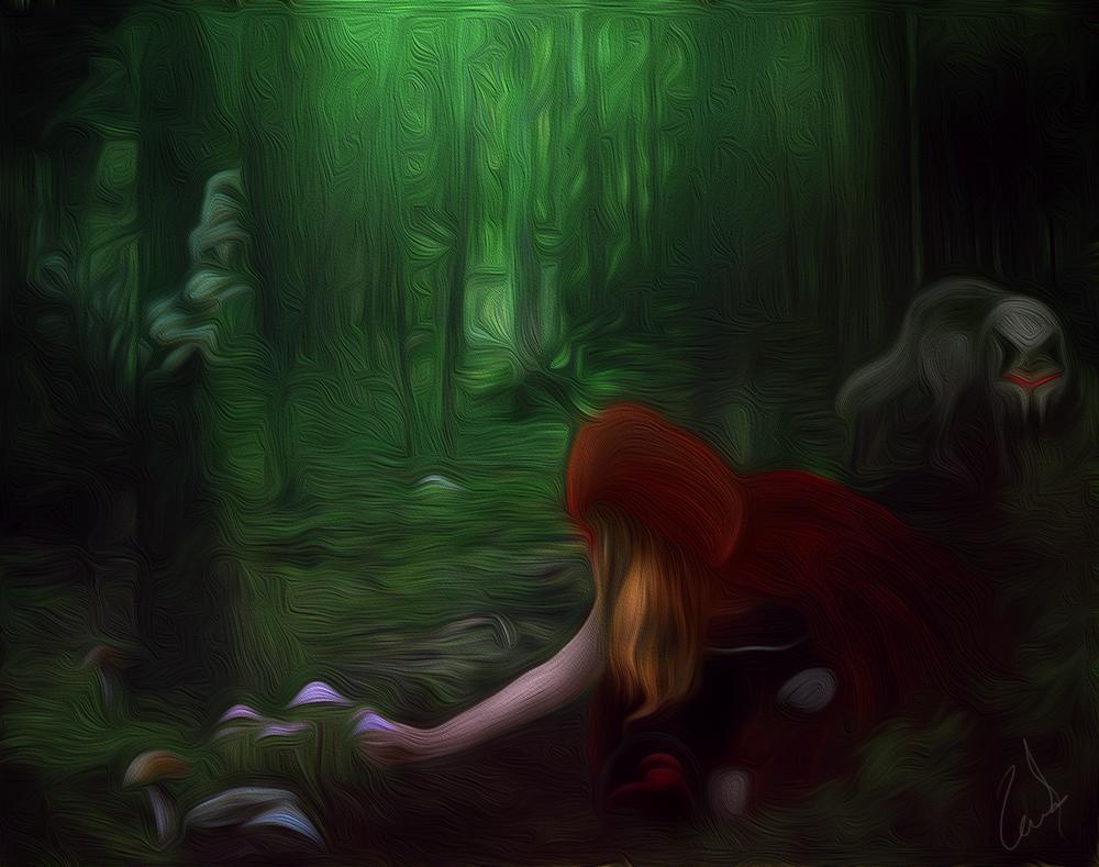 Red Riding Hood by PurpleScissors