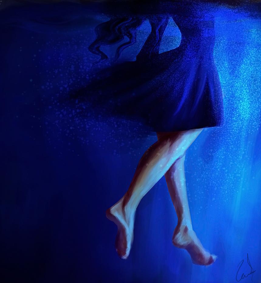Underwater by PurpleScissors