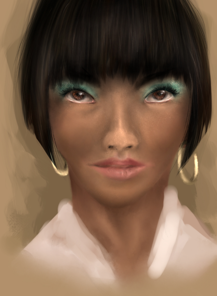 21st Century Cleo by realist-n