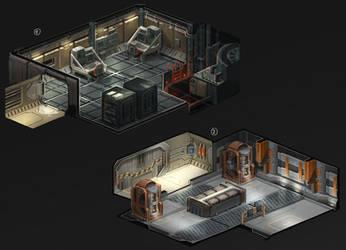 Interior concept designs